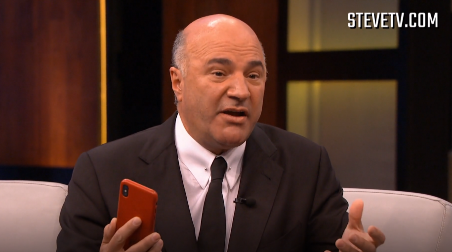 Kevin O'Leary Explains Beanstox Investing App