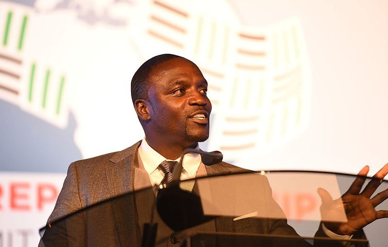 Pop Star Akon Launches His Own Cryptocurrency