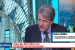 Robert Shiller: Bitcoin is an 'Epidemic of Enthusiasm'