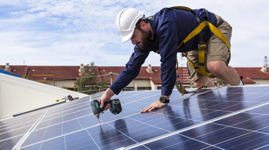 Solar ETF Suffers a Trump Slump