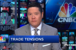 Trade Wars Drag Dow Down 200 Points