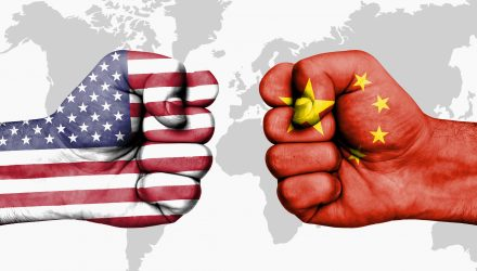 US-China Trade War Talk Winning & Losing ETFs