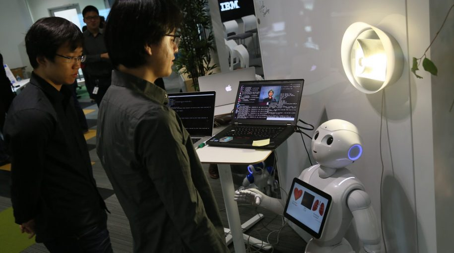 With Nurses in Short Supply, Eldercare Robots are Coming to the Rescue