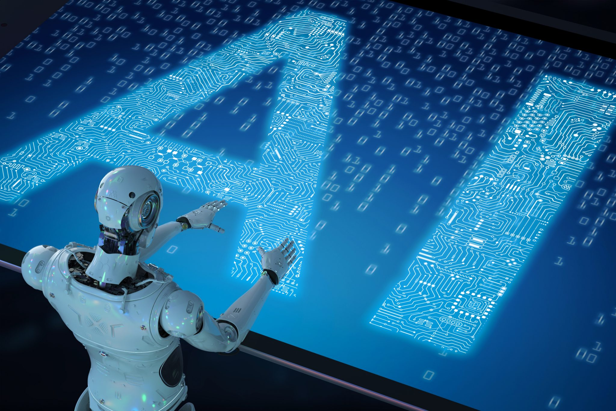 Ishares Joins Robotics Artificial Intelligence Etf Party Etf Trends