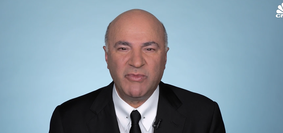 Kevin O' Leary Explains Compound Interest