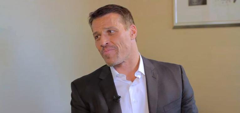 Tony Robbins 7 Simple Steps to Financial Freedom