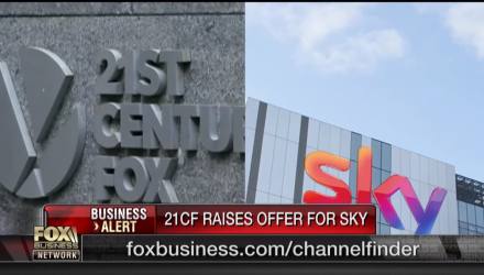 21st Century Fox Raises Sky Offer to $32.5B; Comcast Expected to Counter