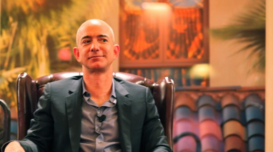 Jeff Bezos Now Worth $50B More Than Anyone Else