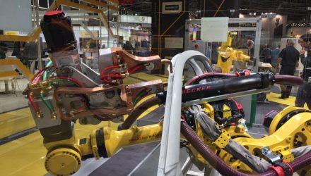 A Glimpse into the Future of Industrial Robotics