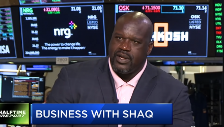 A Lot of Athletes Go Broke, Says Shaquille O'Neal