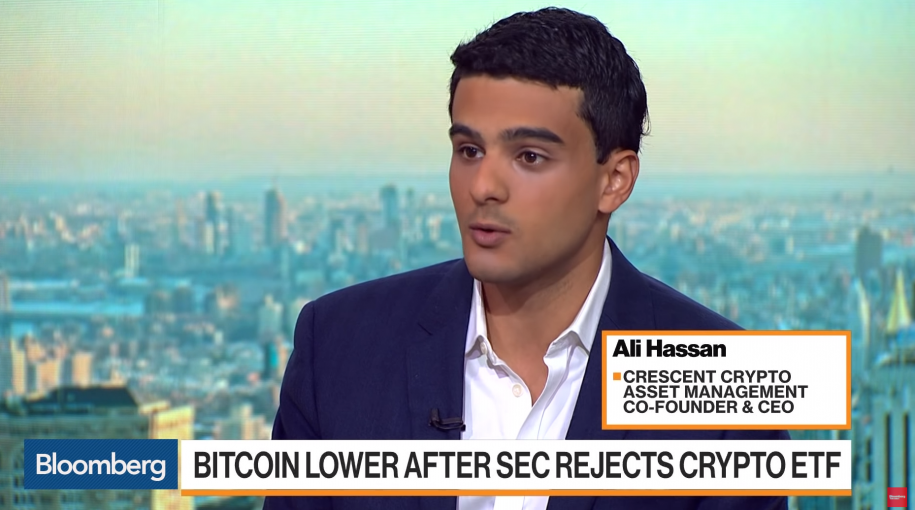 Crescent Crypto CEO on Passive Management of Bitcoin