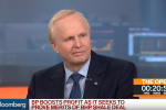 BP Executive on Divestment, Oil Prices, Investment