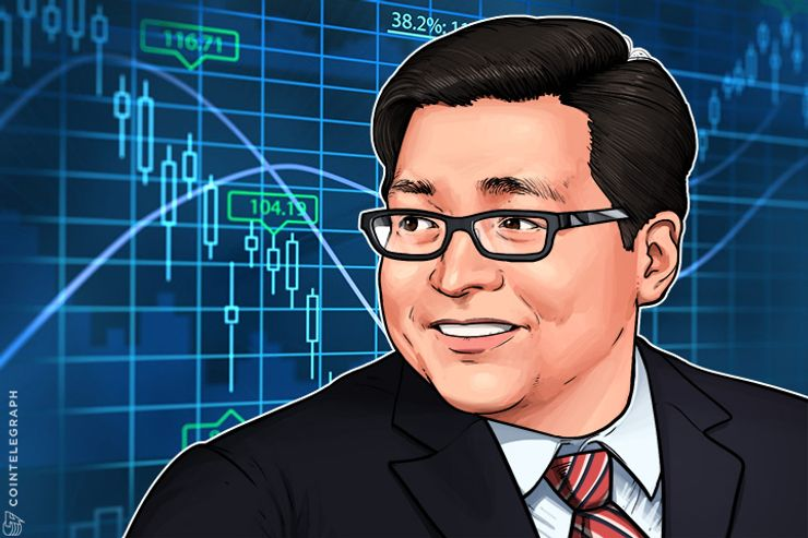 Crypto Expert Tom Lee on Bitcoin's Boom, Bust, Possible Revival
