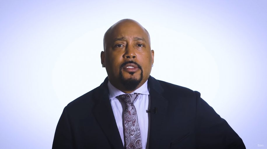 Daymond John on Learning to be a Leader