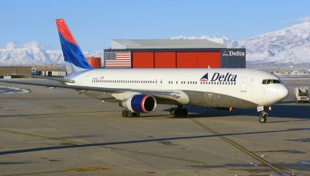 Delta Air Lines Earnings Lifts Up JETS