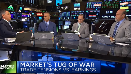 Do Earnings or Tariffs Matter More to the Market?