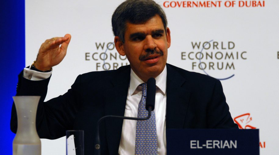 El-Erian: Factors that Could Disrupt Global Growth