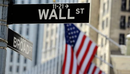 Financial Sector ETF Benefits From Strong GDP Growth