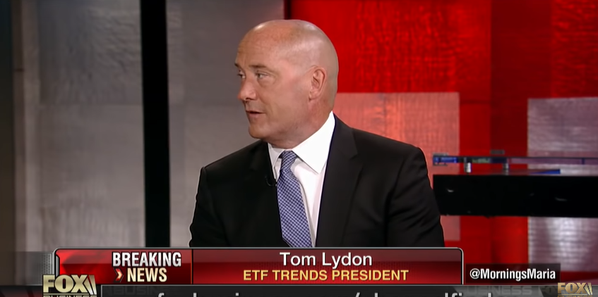 Tom Lydon on Mornings With Maria: ETF Flows, Fixed-Income & Small Caps