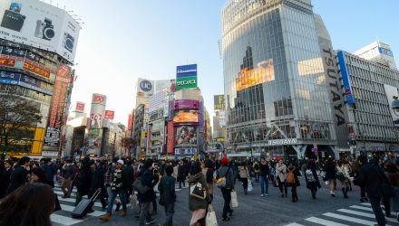 Japan ETF Tops $1.55B in Assets