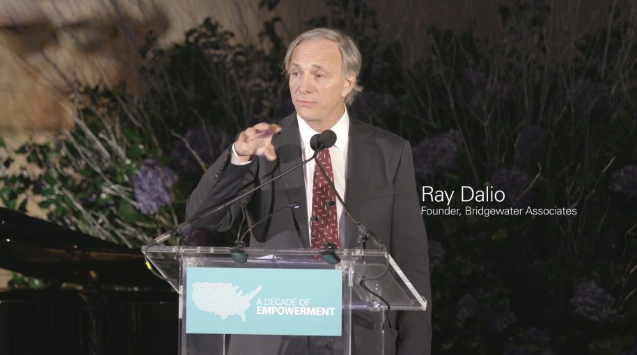 Ray Dalio on How to Overcome Failure