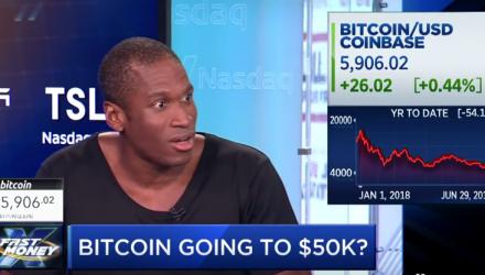 $50k Bitcoin Forecast Still in Play, Says BitMEX CEO