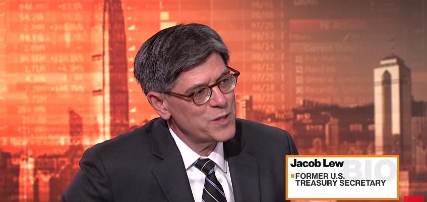 Former U.S. Treasury Secretary Discusses Trade Wars and Economy