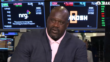 Shaq's Money Advice: 'Save it… invest it… and be smart'
