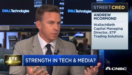 Tech & Media Merge in New SPDR ETF