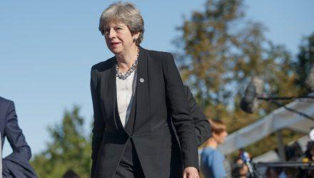 U.K. ETFs Up Despite Resignations of Key Brexit Officials