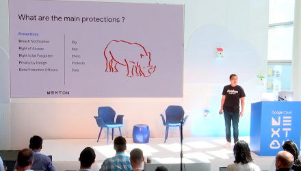 Using Machine Learning to Meet Data Protection Regulations