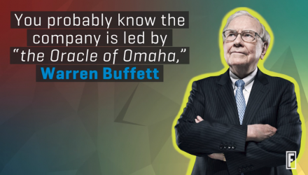 Warren Buffett Donates $3.4B to Five Charities