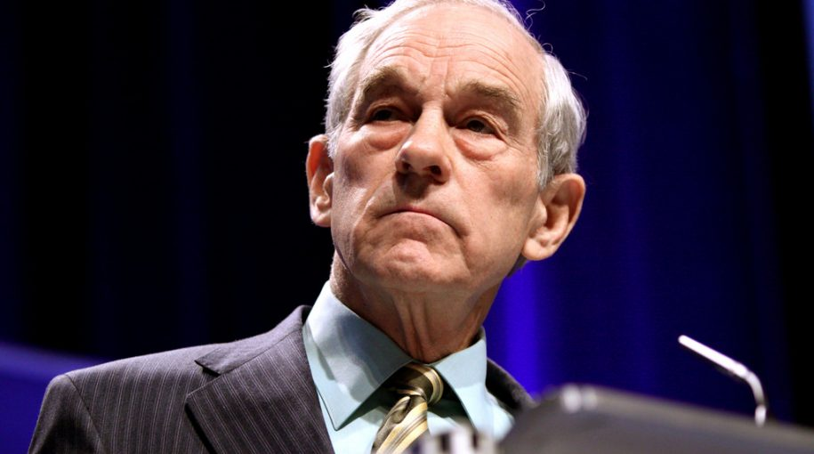 We're in 'Biggest Bubble in History,' Says Ron Paul