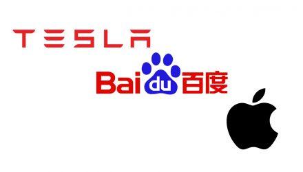 Tech Earnings: Apple, Tesla, Baidu Report This Week