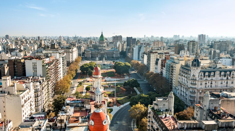 Argentina ETF Plunges After Central Bank Hikes Rates