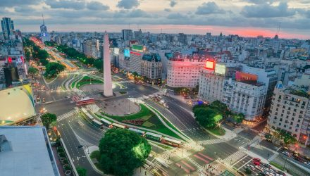 Argentina ETFs Investors Growing Wary of Risks
