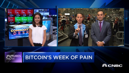 Bitcoin week of pain