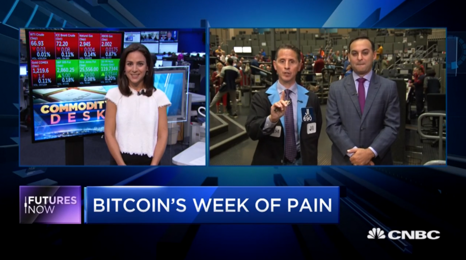 Bitcoin Suffers from 'Week of Pain,' Bounce Ahead?