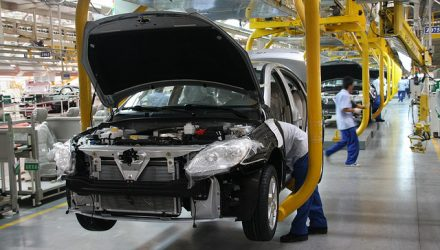 Brazil's Auto Industry Adopting Robotics