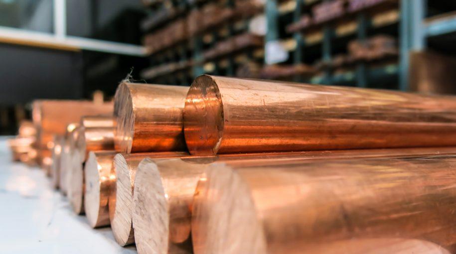 Copper ETN Nears a Bear Market