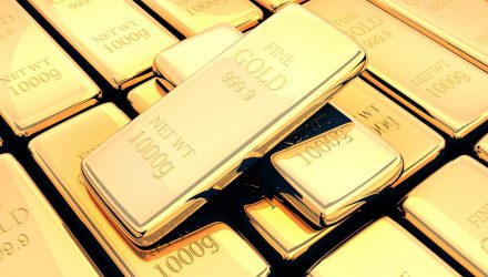 ETF Bargain Hunters Look to the Plunging Gold Miners