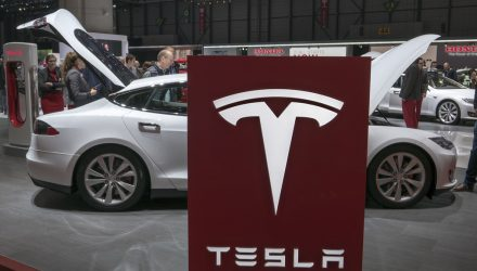 ETFs with Heaviest Tesla Weightings in Limbo
