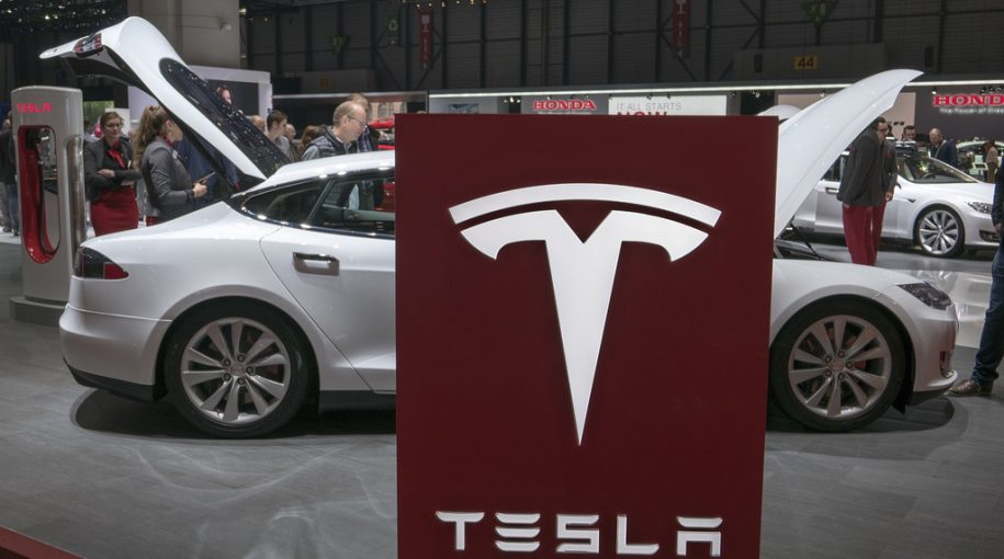 ETFs with Heavy Tesla Weightings Down After Top Execs Resign