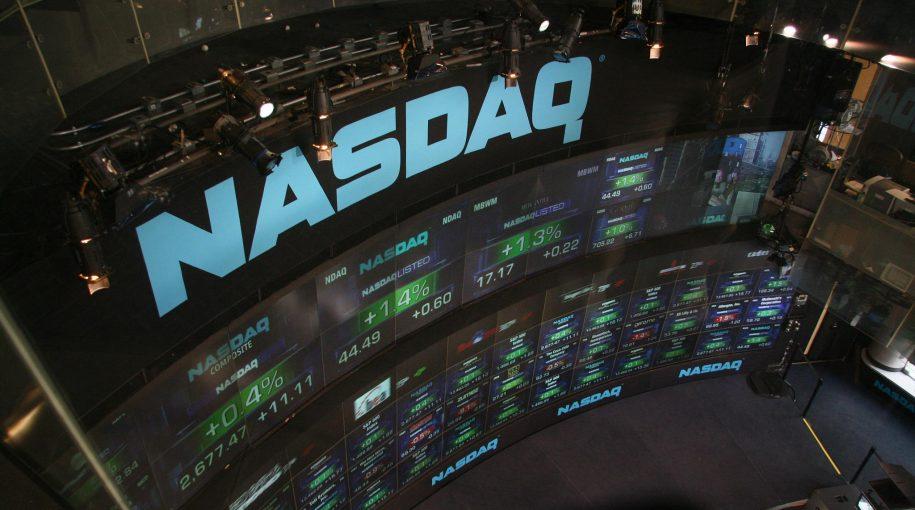 In a Trade War, Investors Hide in Small-Caps