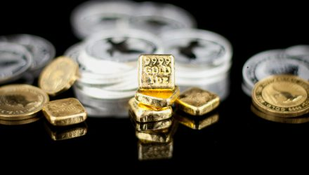 Investors Depart Gold ETFs in August
