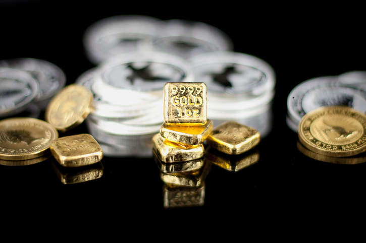 Investors Depart Gold ETFs in August