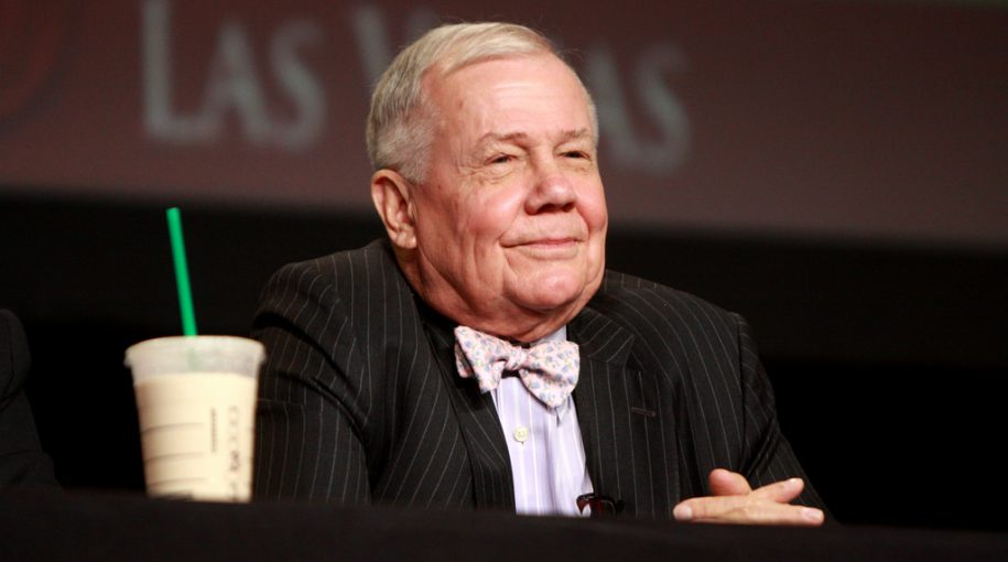 Jim Rogers: 'Before This is Over, Gold Might Turn into a Bubble'