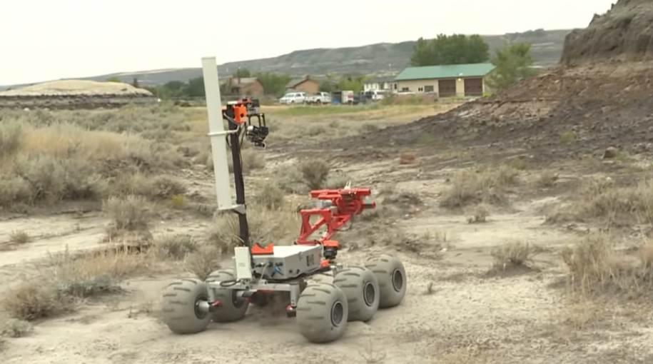 Mars Rover Robotics Competition Wraps up in Alberta