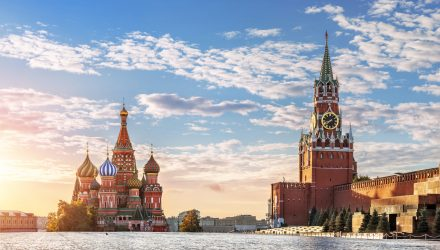 Russia ETFs Retreat as U.S. Imposes New Sanctions