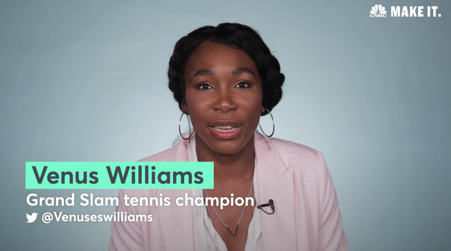 How Venus Williams Spends Her Prize Money
